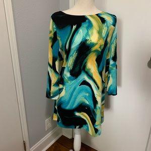 Alfani Shift Dress Size Medium NWT